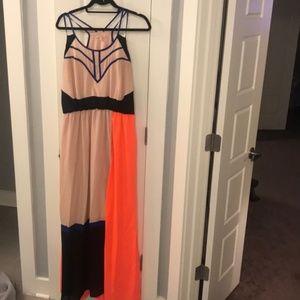 Gibson Latimer Maxi Dress, Large